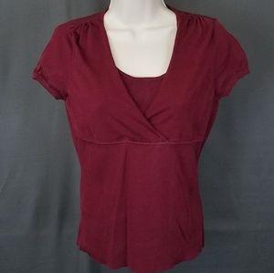3 for $10- Ann Taylor Medium silk blend Blouse